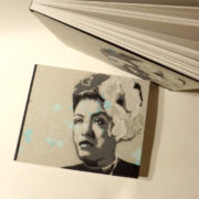 Cuaderno Billie Holiday Carton Piedra I