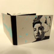 Cuaderno Billie Holiday Carton Piedra II