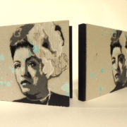Cuaderno Billie Holiday Carton Piedra IV